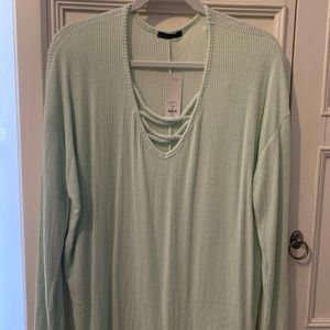 Francesca's Knit Long Sleeve